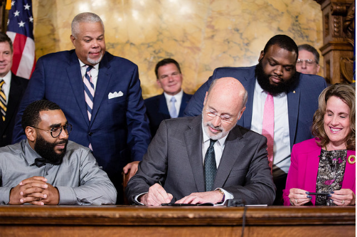 PA Dems Lead on Criminal Justice Reform [Updated June 2019